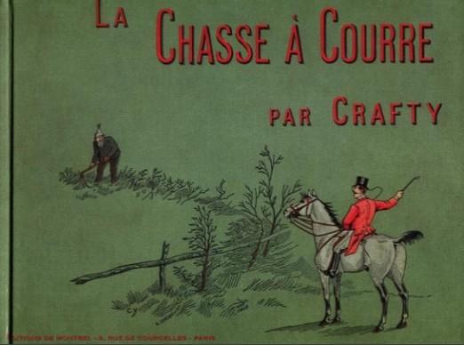Livre de Crafty - La chasse à courre - Editions Montbel