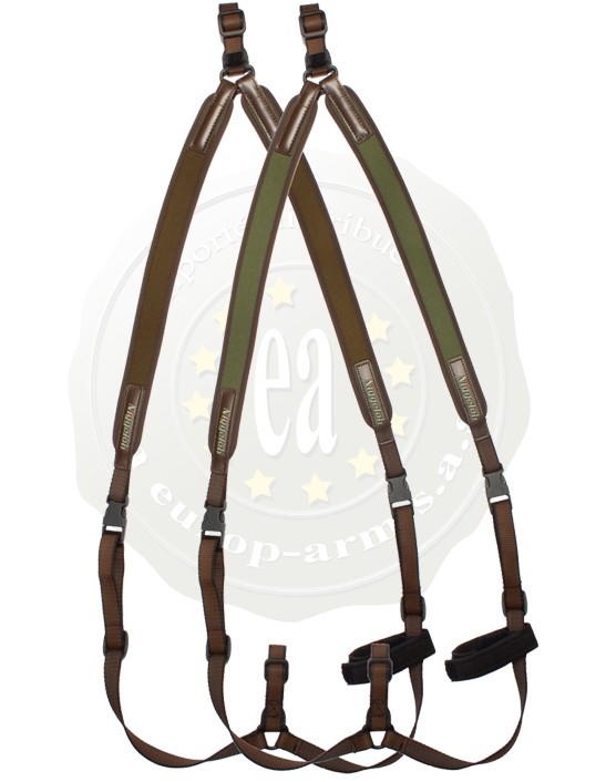 "Bretelle ""sac à dos"" pour carabine Niggeloh"