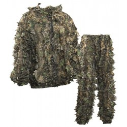 Ensemble silencieux camouflage Sneaky 3D Deerhunter