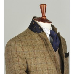 Veste en tweed Esk Laksen