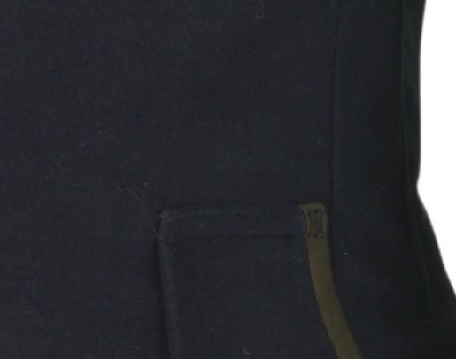 Gilet de tir bleu marine Broadland Laksen