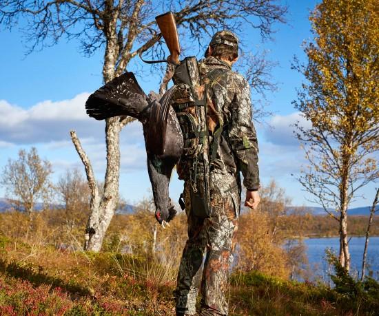 Sac à dos en Mossy OAK Alta Härkila