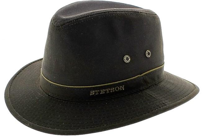 Chapeau coton huilé Ava Stetson