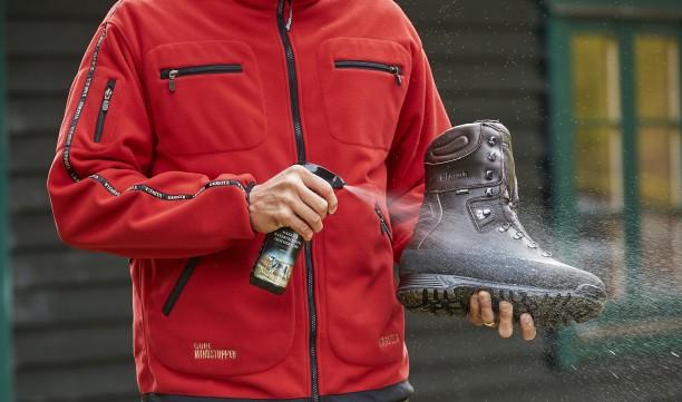 Spray entretien chaussures cuir Härkila
