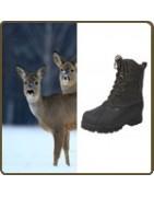 chaussures très chaudes par temps de grand froid