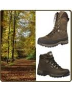 Chaussures chasse polyvalentes toutes conditions et toutes saisons