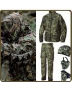 Vêtement chasse à l'approche  - vêtement de chasse