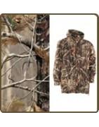 Veste chasse camouflage, veste de chasse