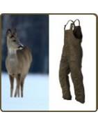 Pantalon chasse chaud