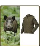 Veste chasse enfant, vêtement de chasse