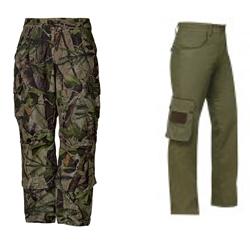 Savoir choisir son pantalon de chasse